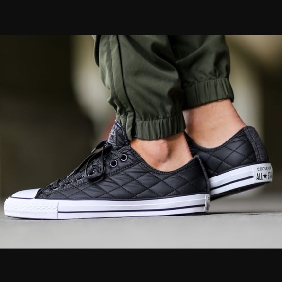 CONVERSE All⭐️Star QUILTED Cushioned Low Tops